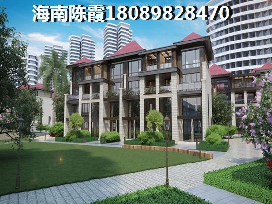 海南三亚海棠湾什么房子值得入手?